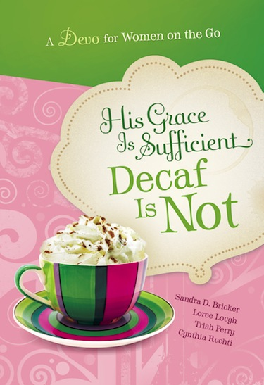 book cover: decaf