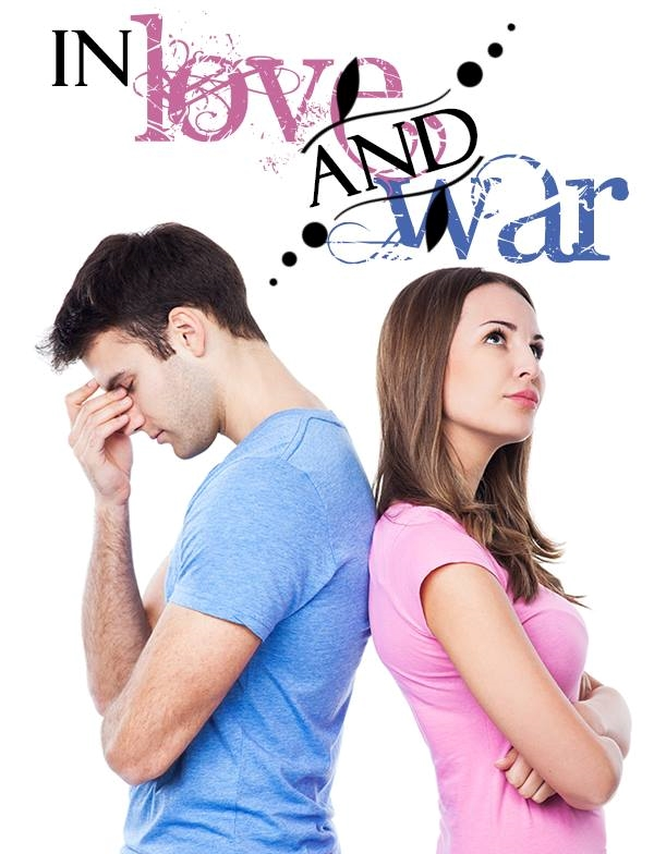 book cover: Love and War