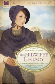 book cover: midwife