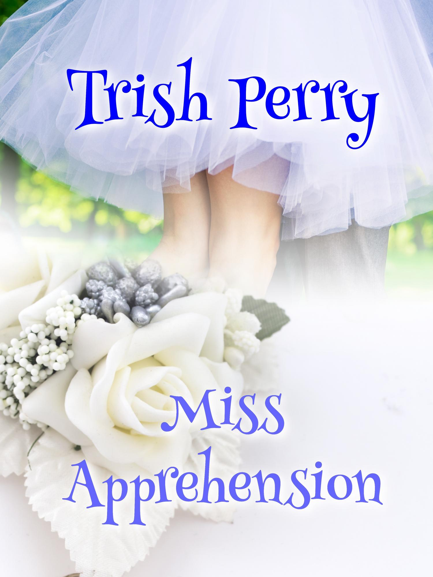 book cover: Miss Apprehension